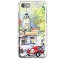 A Beautiful Car In Szentendre iPhone Case/Skin