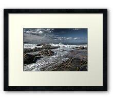 Tidal #2 Framed Print