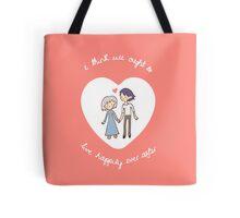 Howl & Sophie Valentine Tote Bag