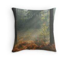 Just a little pine tree Throw Pillow