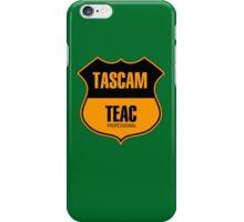 Tascam Teac Professional iPhone Case/Skin