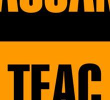 Tascam Teac Professional Sticker