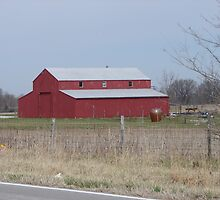 Highway 70 Barn by inventor