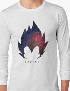 Planet Vegeta Long Sleeve T-Shirt