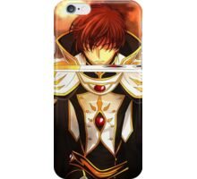 Code geass iPhone Case/Skin