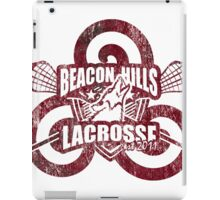 Beacon Hills Teen Wolf iPad Case/Skin