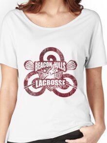 Beacon Hills Teen Wolf Women's Relaxed Fit T-Shirt