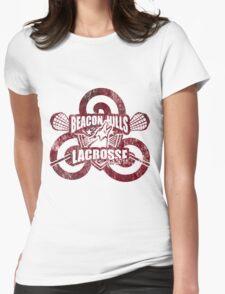 Beacon Hills Teen Wolf Womens Fitted T-Shirt