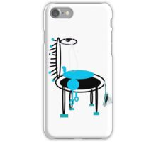MY PET collectable, blue iPhone Case/Skin