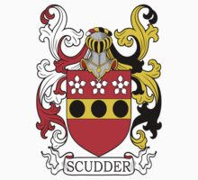 Scudder Coat of Arms by coatsofarms