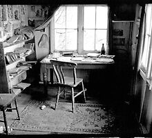 Dylan Thomas' Cottage by specialman