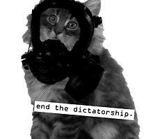 e.t.d.: kitten print by HBKristen