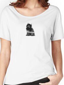 e.t.d.: kitten shirt Women's Relaxed Fit T-Shirt