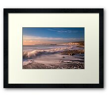 Compton Beach Framed Print