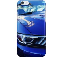 2015 Ford Mustang GT 50th Anniversary Edition iPhone Case/Skin