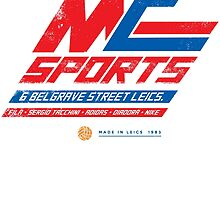 MC SPORTS LEICESTER by NTCS