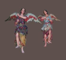 Two Angels of San Xavier Kids Clothes