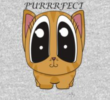 I'm Purrrfect One Piece - Long Sleeve
