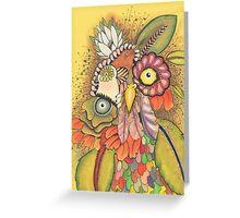 Flourish Greeting Card