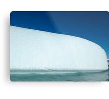 Moby Ice Dick Metal Print