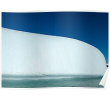 Moby Ice Dick Poster