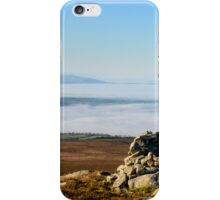 Sleivenamon from the summit of Brandon Hill, Counties Tipperary and Kilkenny, Ireland iPhone Case/Skin