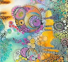 DoodleScape: Genesis by Susie Bell