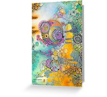 DoodleScape: Genesis Greeting Card