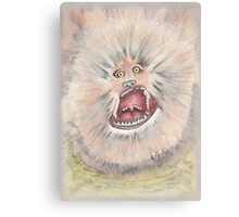 Fizzgig - The Dark Crystal Canvas Print