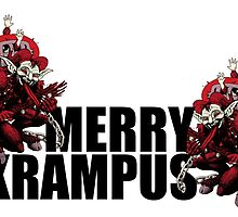 merry krampus by clone1