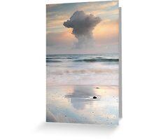 Talisker bay at Sunset Greeting Card