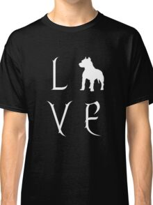 Love Your Pit Bull? Classic T-Shirt