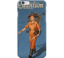 Quantum Tunnelling Device iPhone Case/Skin
