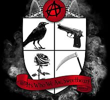 Crest of Anarchy by bgirard