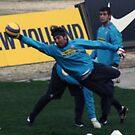 Goalkeeper Training by Christian  Zammit