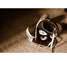Chucks Photographic Print