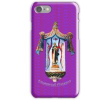 San Xavier's Mother Mary iPhone Case/Skin