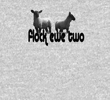 flock ewe two Unisex T-Shirt