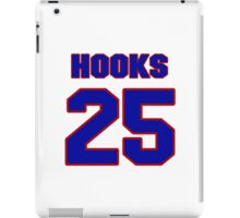 National football player Roland Hooks jersey 25 iPad Case/Skin