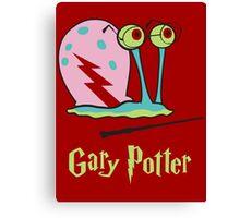 Gary Potter Canvas Print
