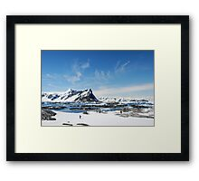 Lalour Island Magic Framed Print
