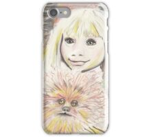 Kira and Fizzgig - The Dark Crystal iPhone Case/Skin