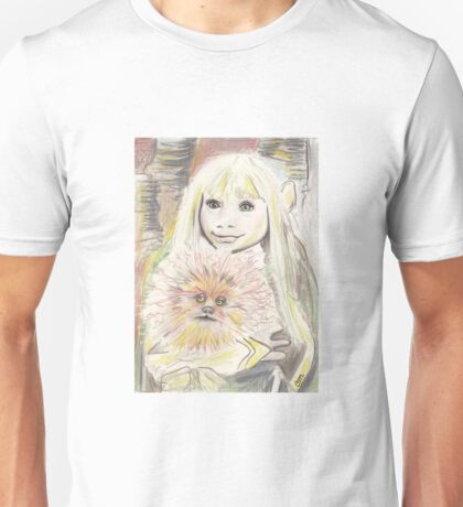 Kira and Fizzgig - The Dark Crystal Unisex T-Shirt