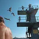 Geneva Lake Divers by Mark Hayward