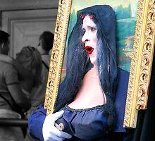 Mona geezer by Danzo