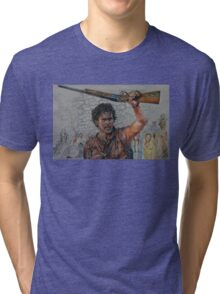 """""""This is my Boomstick"""" Tri-blend T-Shirt"""