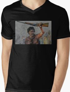 """""""This is my Boomstick"""" Mens V-Neck T-Shirt"""