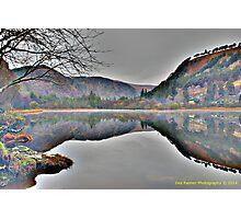 Glendalough Lake view Photographic Print