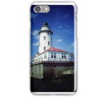 The Chicago Lighthouse iPhone Case/Skin