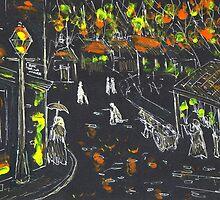 Rue de la mare by sword